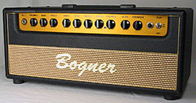 Bogner Shiva head (EL34 or 6L6)