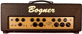 Bogner Goldfinger 45W head (6V6)