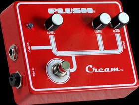 Fuchs Plush Cream Overdrive