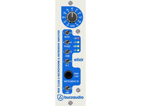 Buzz Audio Elixir