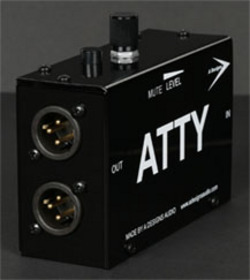 A Design Audio Atty