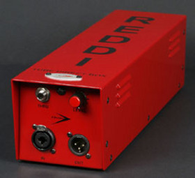 A Designs Audio Reddi Tube Direct Box