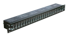 Neutrik Patch Panel 1/4